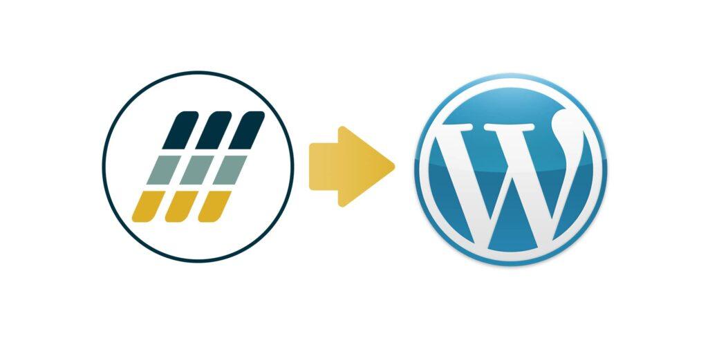 how we wordpress C